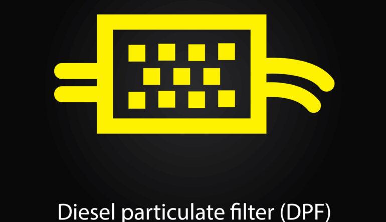 Czym jest filtr cząsteczek stałych?